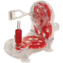 Starfrit 092999-006-RED1 Apple Peeler
