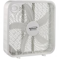"Brentwood Kool Zone F-20SW 20"" Box Fan"