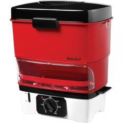 Starfrit 024730-002-0000 Electric Hot Dog Steamer