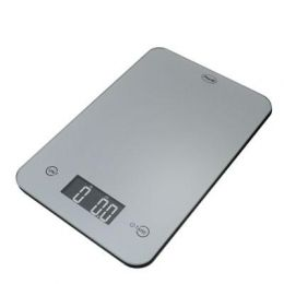 Thin Digital Kitchen Scale Slv